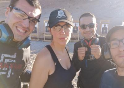 Trial by Firearms @Las Vegas 2019