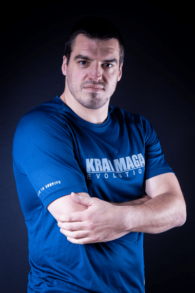 Brice Martens Krav Maga Evolution