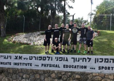Krav Maga Evolution Israel 2016 @Wingate Institute