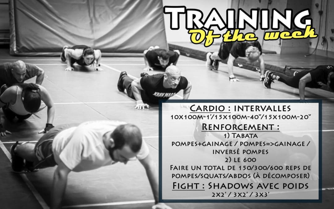 LOCKDOWN Training of the Week 2