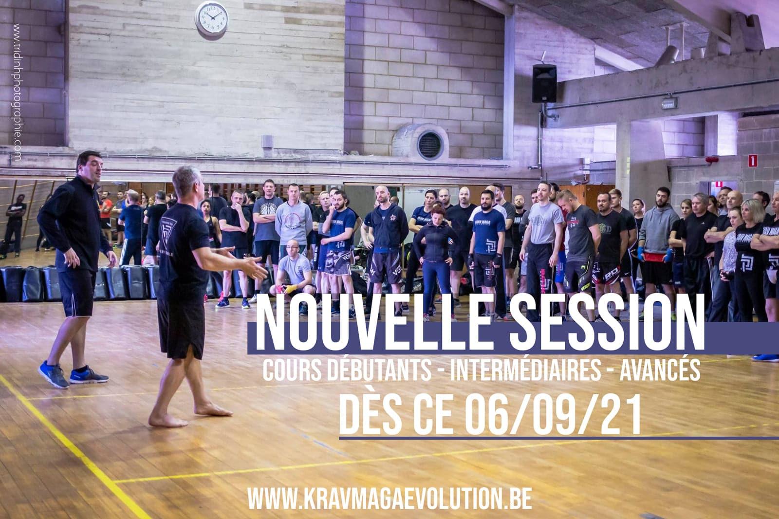 nouvelle session 2021